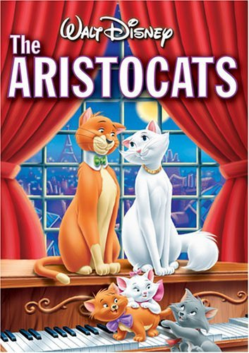 """Cover of """"The Aristocats (Special Edition..."""